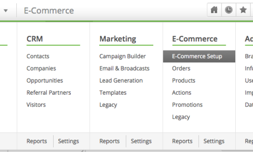 [1] Set up product payment plan in e-commerce setup Infusionsoft